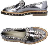 Grey Mer Loafers