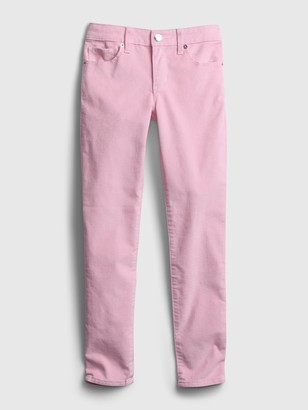Gap Kids Velvet Super Skinny Jeans with Stretch