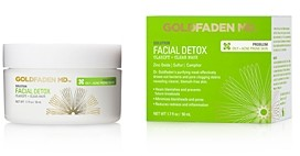 Goldfaden Facial Detox