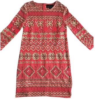 Needle & Thread Multicolour Glitter Dress for Women