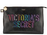 Victoria's Secret Victorias Secret Rainbow Large Beauty Pouch
