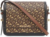 Burberry small Grace monogram print crossbody