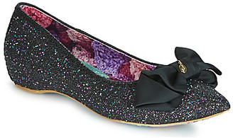 Irregular Choice MINT SLICE women's Shoes (Pumps / Ballerinas) in Black
