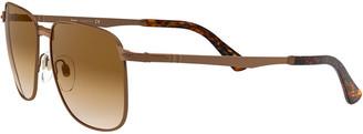 Persol Unisex 0Po2463s 49Mm Sunglasses