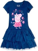 Nickelodeon Nickelodeon's Peppa Pig Pullover Dress, Toddler Girls (2T-5T)