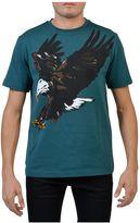 Balenciaga T-shirt With Eagle Print