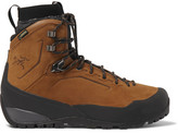 Arc'teryx Bora Gtx Waterproof Nubuck Hiking Boots - Brown