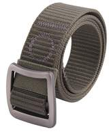 MIJIU Mens Military Style Outdoor 100% Nylon Buckle belt