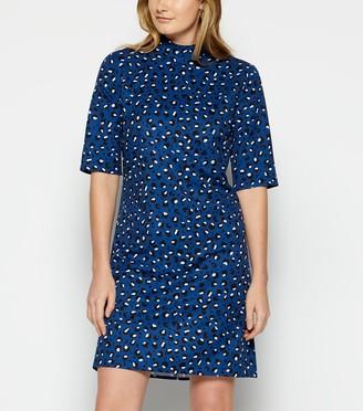 New Look StylistPick Animal Print High Neck Dress