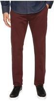 Mavi Jeans Johnny in Burgundy Twill