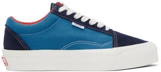 Vans Blue NS OG Old Skool LX Sneakers