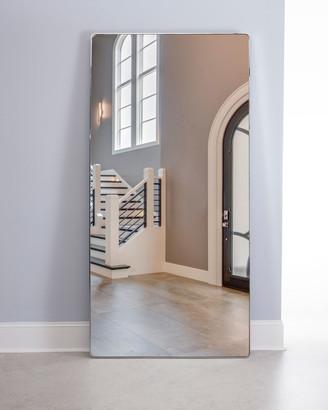 """Bassett Mirror Raudel Floor Mirror, 80"""" x 40"""""""