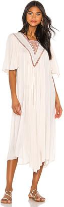 Indah Cynthia Kerawang Dress