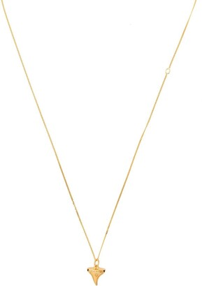 True Rocks Shark Tooth Pendant Necklace