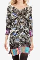 Custo Barcelona Printed Knit Dress