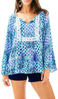 Lilly Pulitzer Amisa Tunic Top