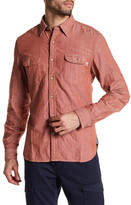 Timberland Slim Fit Double Layer Long Sleeve Shirt