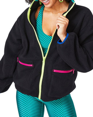 Terez BundleUp Fleece Jacket