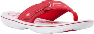 Propet Lighweight Thong Sandals - Edie