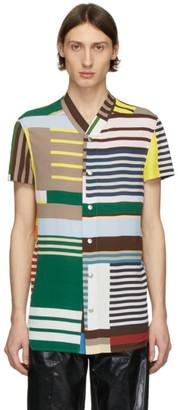 Rick Owens Multicolor Golf Shirt