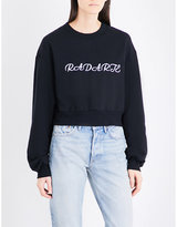 Rodarte Radarte jersey sweatshirt