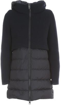 Herno Half Coat Half Padded Jacket