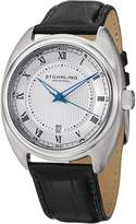 Stuhrling Original Men's 728.01 Symphony Aristocrat Twenty Swiss Quartz Date Dial Watch