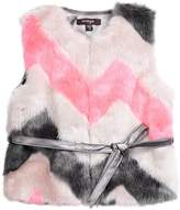 Imoga Youth Girls Elize Faux Fur Vest