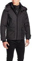 Strellson Premium Men's 11 Storm Crasher 10001107 Jacket,XL (Manufacturer Size: 54)