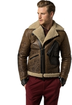 Tommy Hilfiger Edition Shearling Bomber