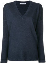 Cruciani V-neck sweater
