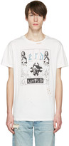 Enfants Riches Deprimes Off-white bohemian Elitist Scum T-shirt