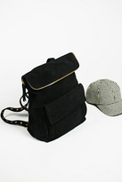 Womens ROCKAWAY SUEDE BACKPACK