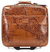 "Patricia Nash Signature Map Petrarca 16"" Trolley"