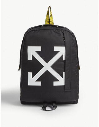 Off-White Arrow motif backpack