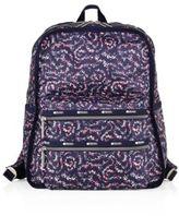 Le Sport Sac Functional Nylon Backpack