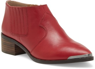 Lucky Brand Kalbah Leather Bootie
