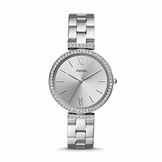 Fossil Womens Analogue Quartz Watch with Stainless Steel Strap ES4539