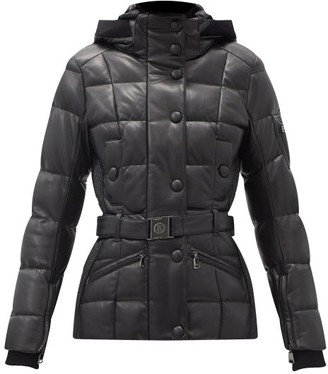 Bogner Gisa Hooded Quilted-down Shell Ski Jacket - Black