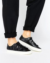 adidas Court Vantage Polygone Leather Trainers