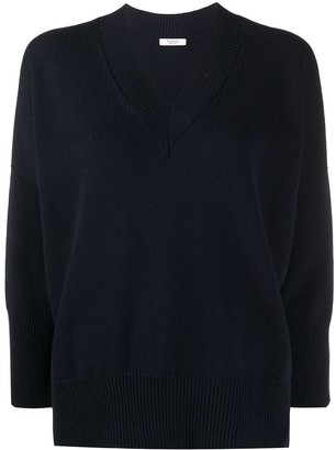 Peserico Split-Hem Sweater