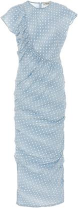Rachel Comey New Delirium Printed Silk-Blend Dress