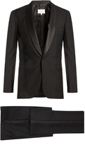Maison Margiela Wool and mohair-blend tuxedo