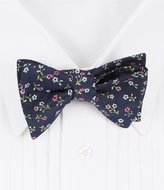 Daniel Cremieux Falling Flowers Silk Bow Tie