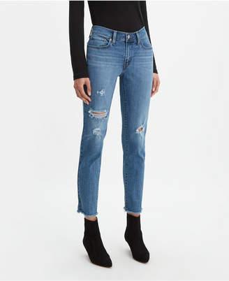 Levi's Women Boyfriend Tapered-Leg Jeans
