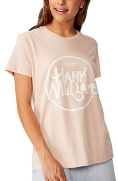 Cotton On Classic Country Music T-Shirt