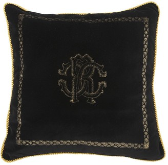 Roberto Cavalli Venezia Cotton & Silk Pillow