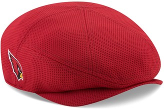 New Era Men's Cardinal Arizona Cardinals NFL Arians Training Mesh Driver Fitted Hat