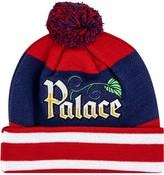 Palace Logo Patch Beanie