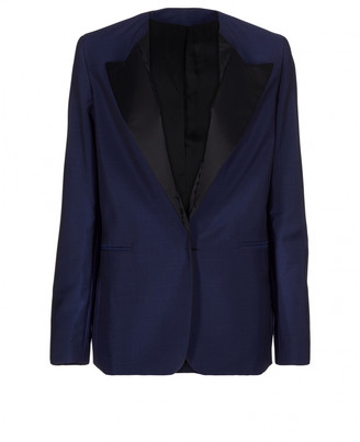 Acne Studios Blue Wool Jackets